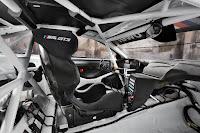 BMW M6 GT3 2016 Interior