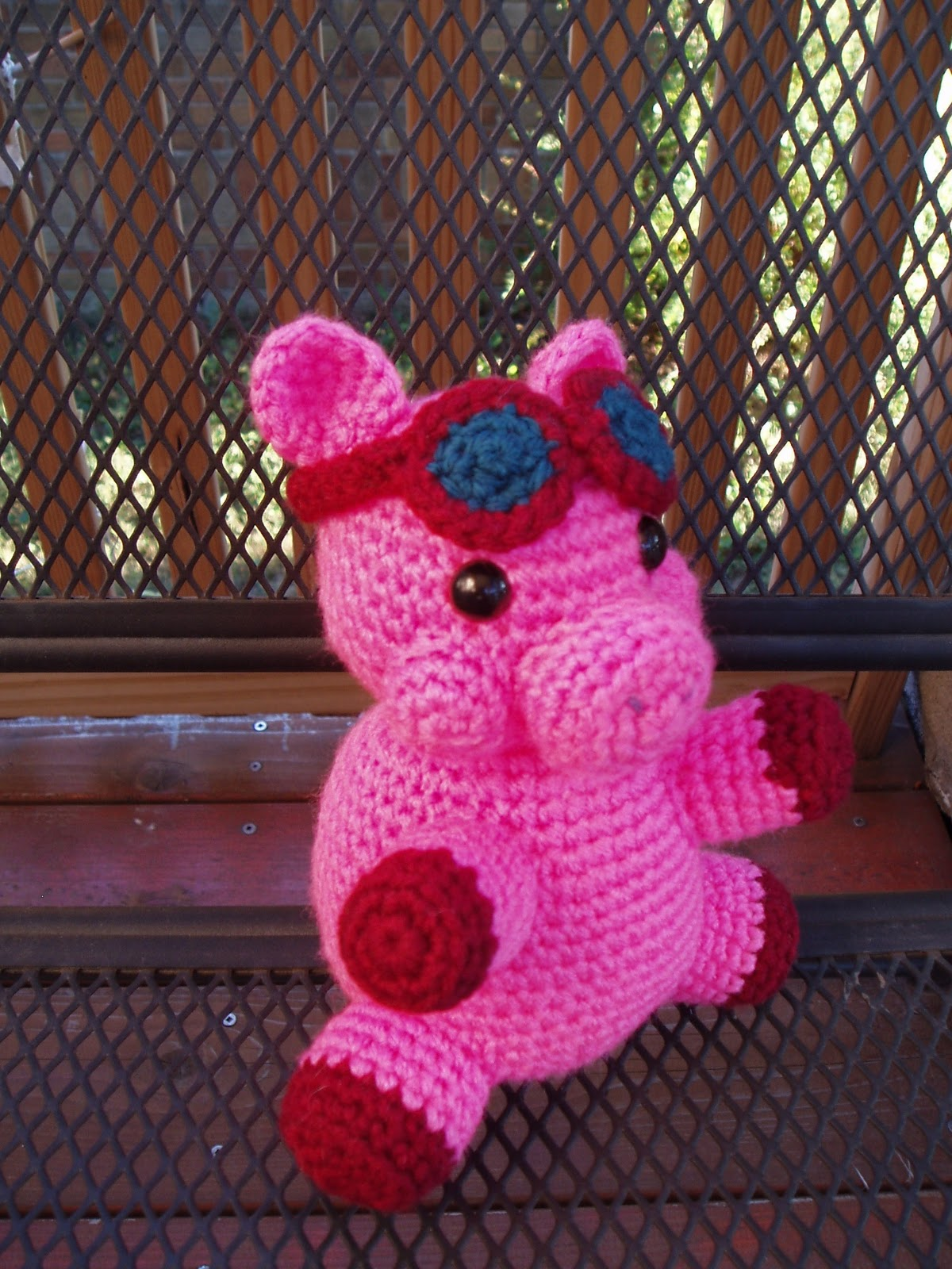 Captureheart\'s Crochet Critters