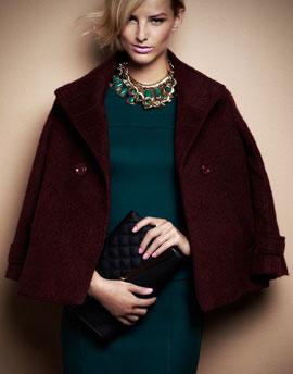 chaquetas mujer otoño invierno 2012 2013 Suiteblanco
