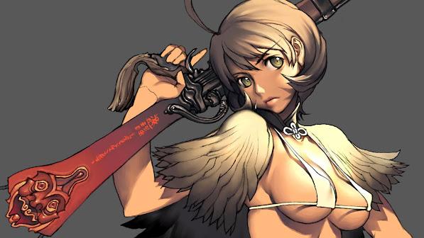 Hazuki Jin Anime Girl 66