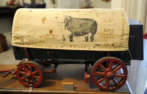 The Westerner Albany Man Has Flair For Wood Wagons Boxes