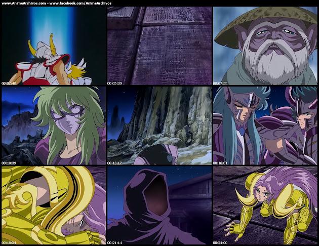 Saint Seiya: The Hades Chapter - Sanctuary