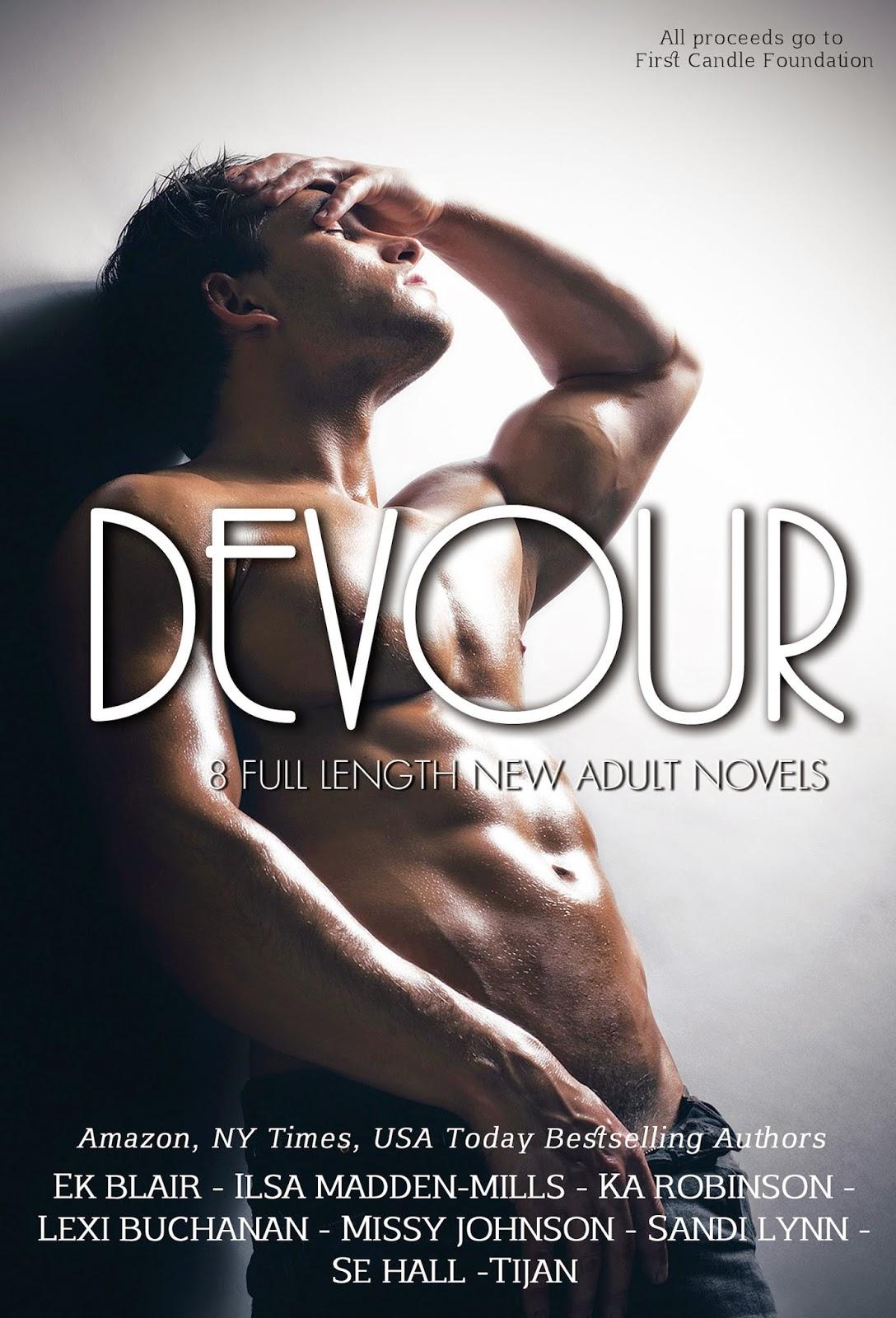 Devour Anthology Promo
