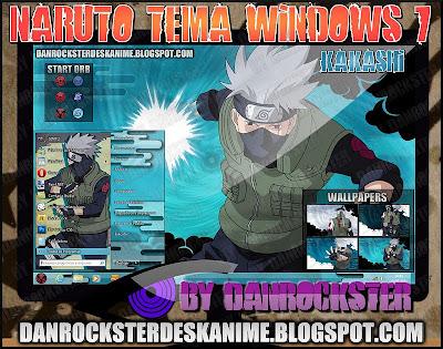 TEMAS de NARUTO PARA WINDOWS XP Y 7 HKT7P