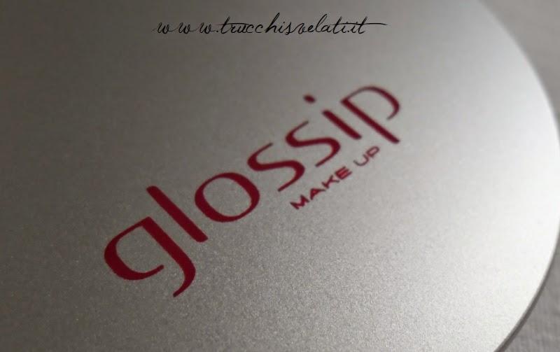 glossip make up, presentazione gossip make up, prodotti unboxing, haul, gossip