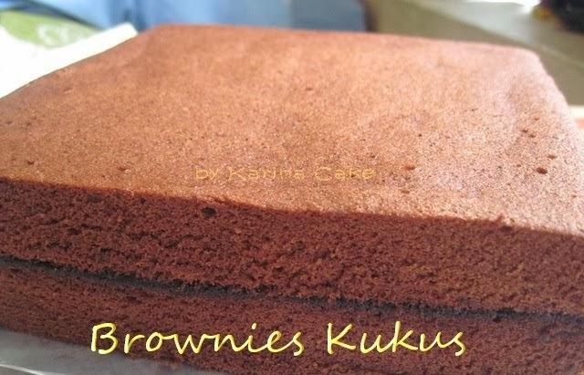 Resep Cara Membuat Kue Brownies Kukus Coklat Lezat