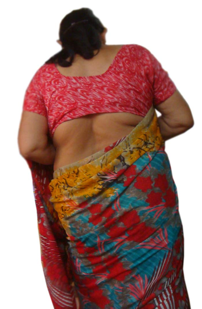BIG SAREE KUNDI. | Stephani As Soon As Naked Girl