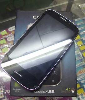 CROSS A22,Review, Spesifikasi,Harga,Cross Android 5 Inci 3G,cross a22 murah
