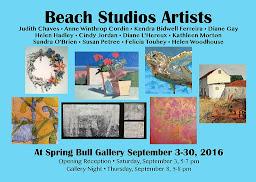 Beach Studios Exhibit