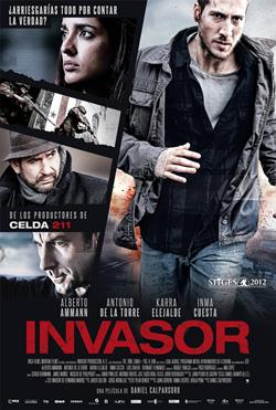 Kẻ Xâm Lược 2012 - Invasor