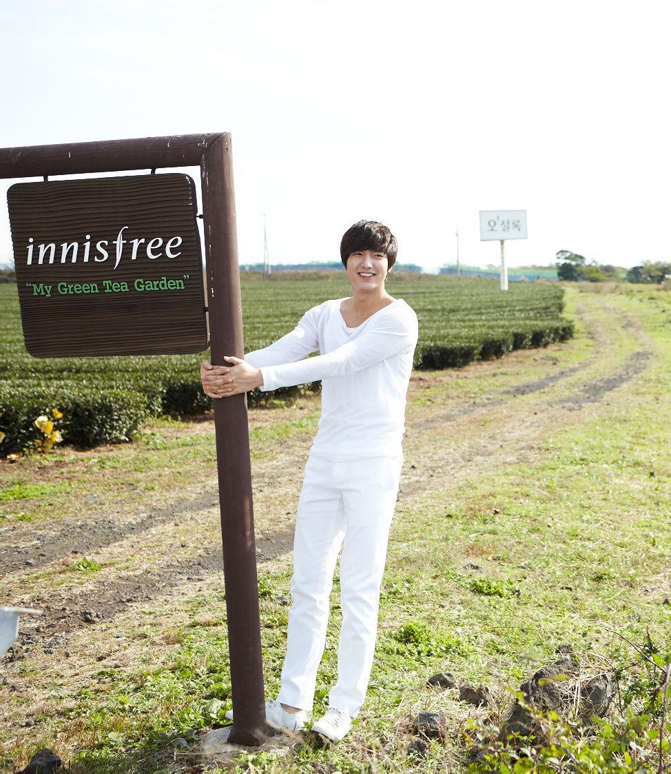Google themes lee min ho -  Videos Lee Minho Unveiled New Innisfree Cfs