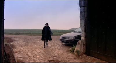 Juliette Binoche as Julie, Directed by Krzysztof Kieslowski