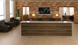 Cherryman Industries Reception Furniture