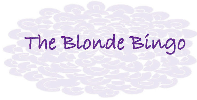 The Blonde Bingo