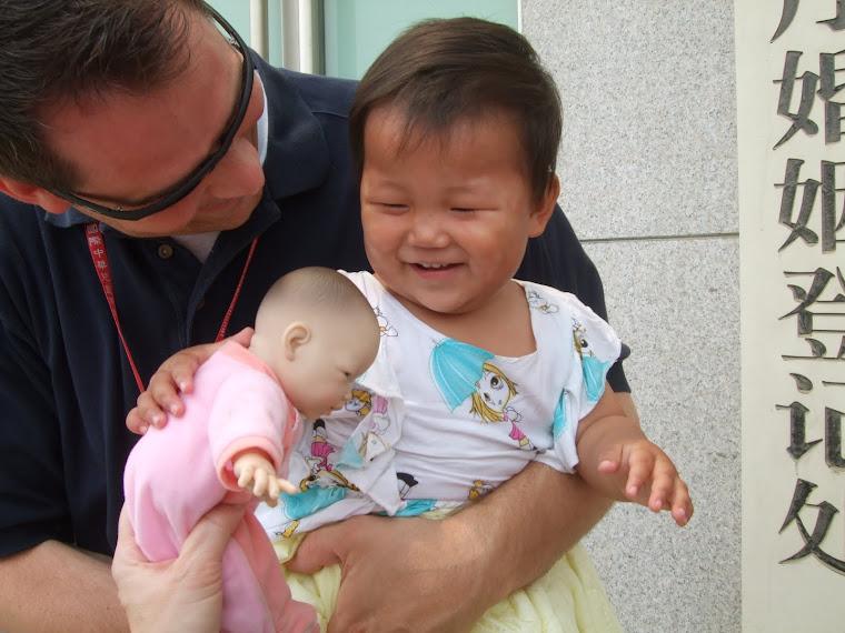 Our Little Zheng Lan