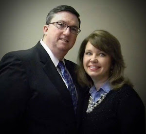 Our Son, Mark, and  his wife, Julie. They have an adult daughter, Emily.