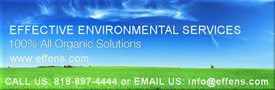 Natural Organic Solutions from Effective Environmental Services