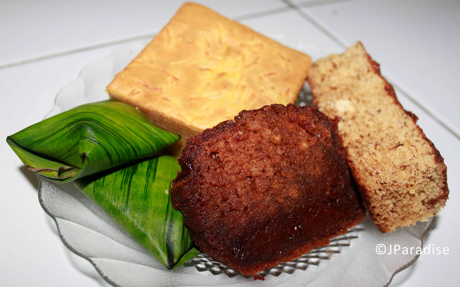 Indonesia Traditional Cake