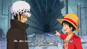 One Piece Episode 618 Subtitle Indonesia