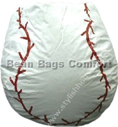 BaseBall bean bag seat
