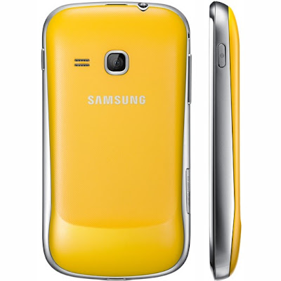 samsung galaxy mini 2 orange