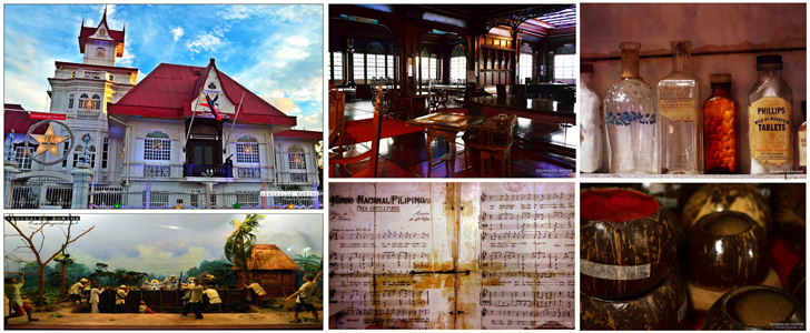 Museum | Aguinaldo Shrine in Kawit, Cavite