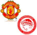 Manchester United - Olympiakos Piräus