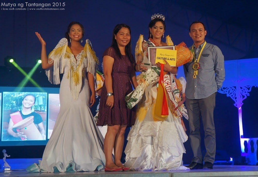 Mutya ng Tantanga 2015 - Culture and Arts