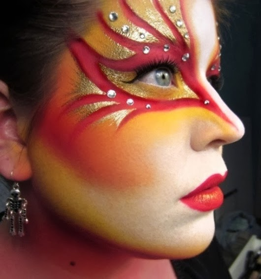 halloween ideas makeup ideas women