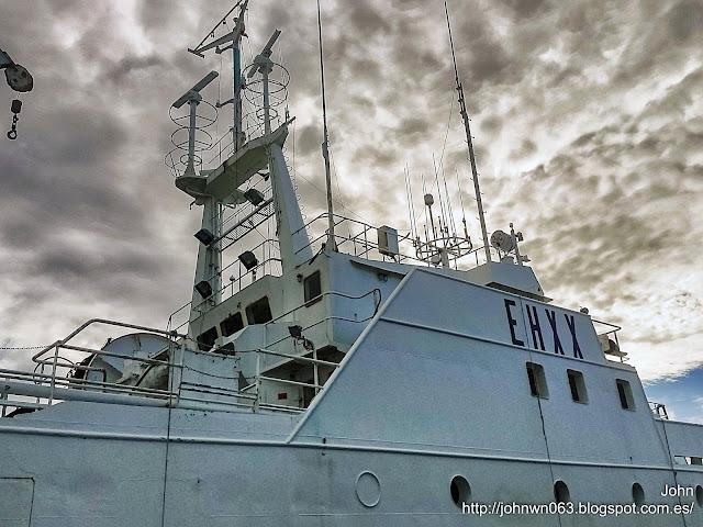 fotos de barcos, imagenes de barcos, pescaberbes dos, arrastrero, trawler, vigo