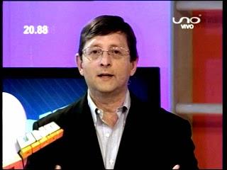 Óscar Ortiz Antelo en Uno Decide