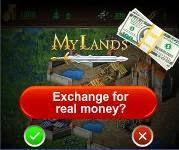 BERMAIN GAME MYLAND DAPAT DUIT