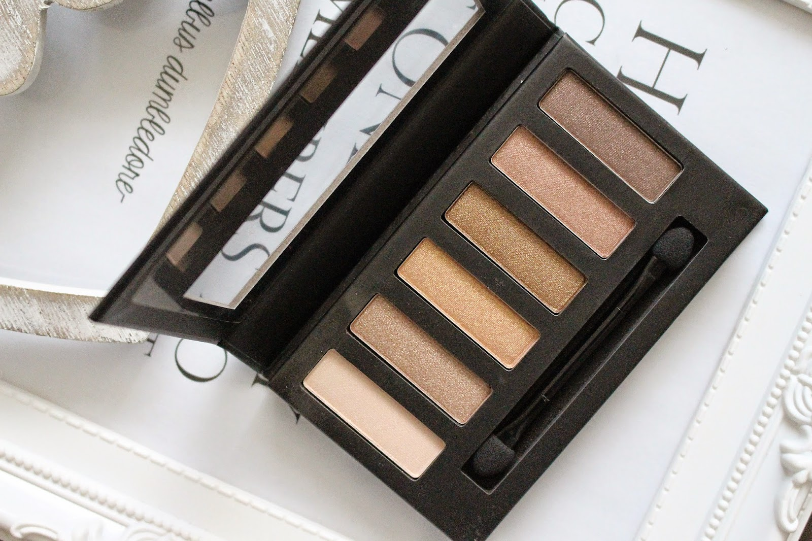 Collection Eye Uncovered Pallette in Nude Bronze