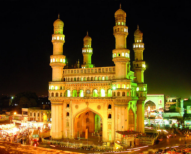 charminar at night_hyderabad_readbooksonlinebynamrata_2