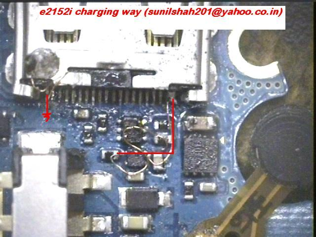All Gsm Solution: Samsung E2152i charging ways 100 % testes solution