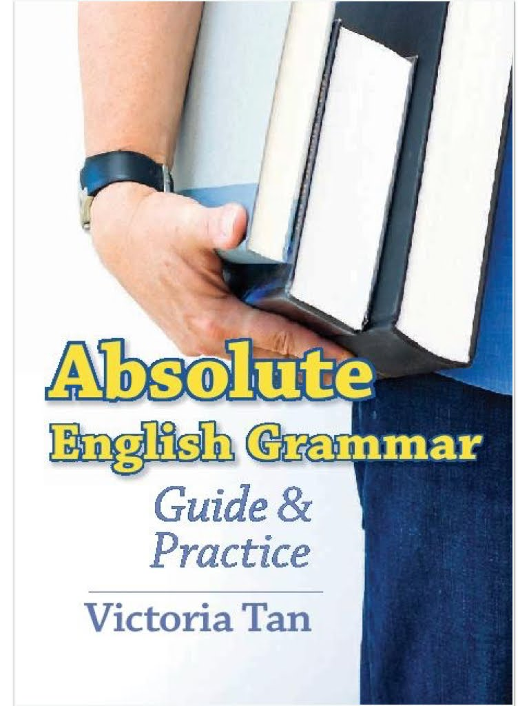 Buy my book [Absolute English Grammar]