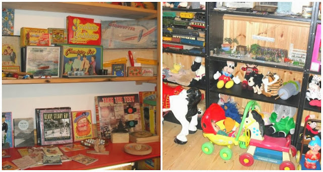 Glendale Toy Museum, Isle of Skye