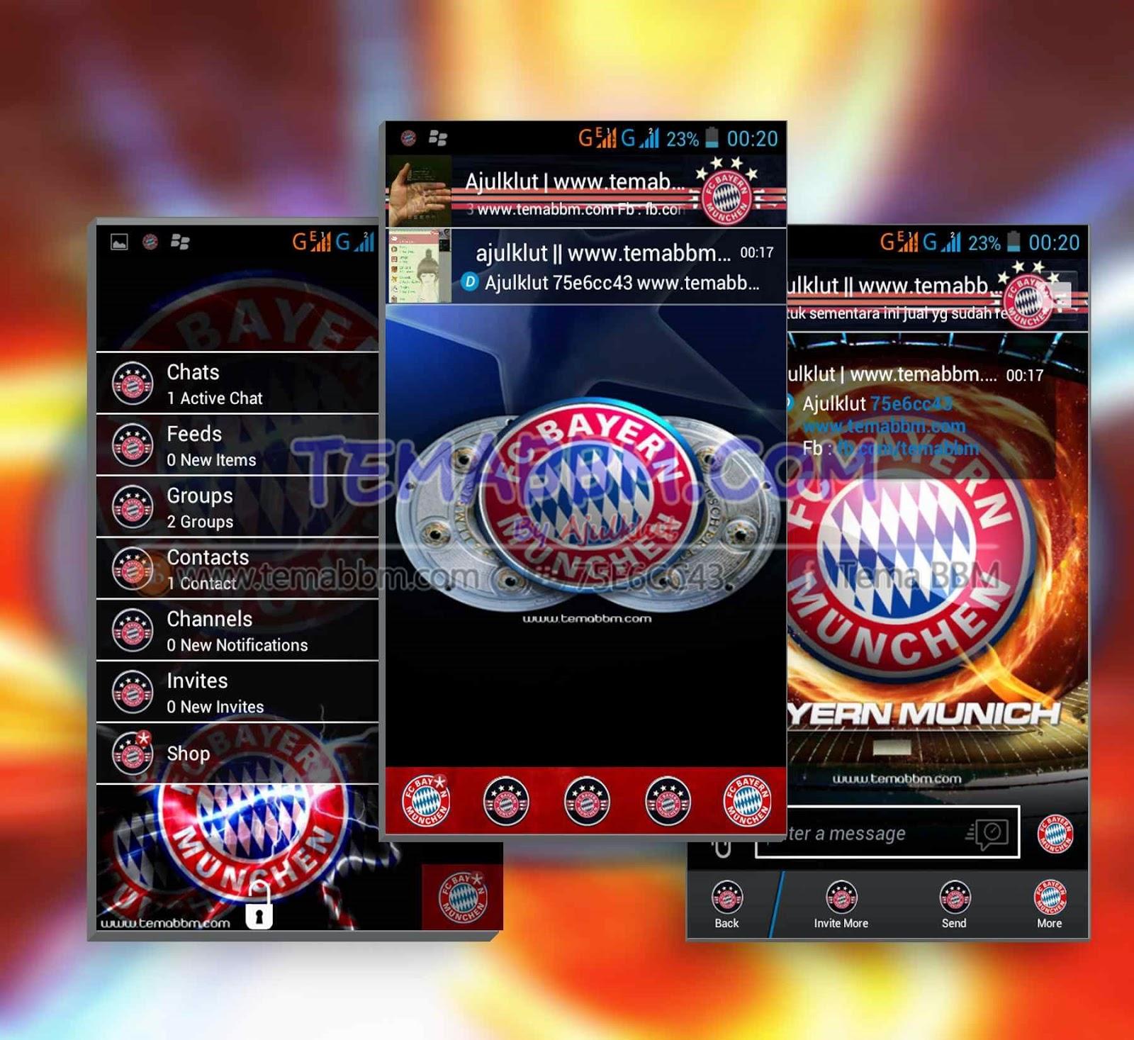 Tema BBM Bayern Munchen