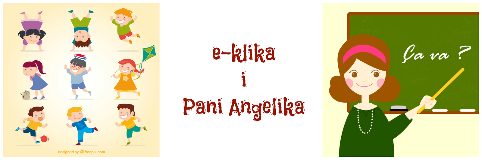 e-klika i Pani Angelika