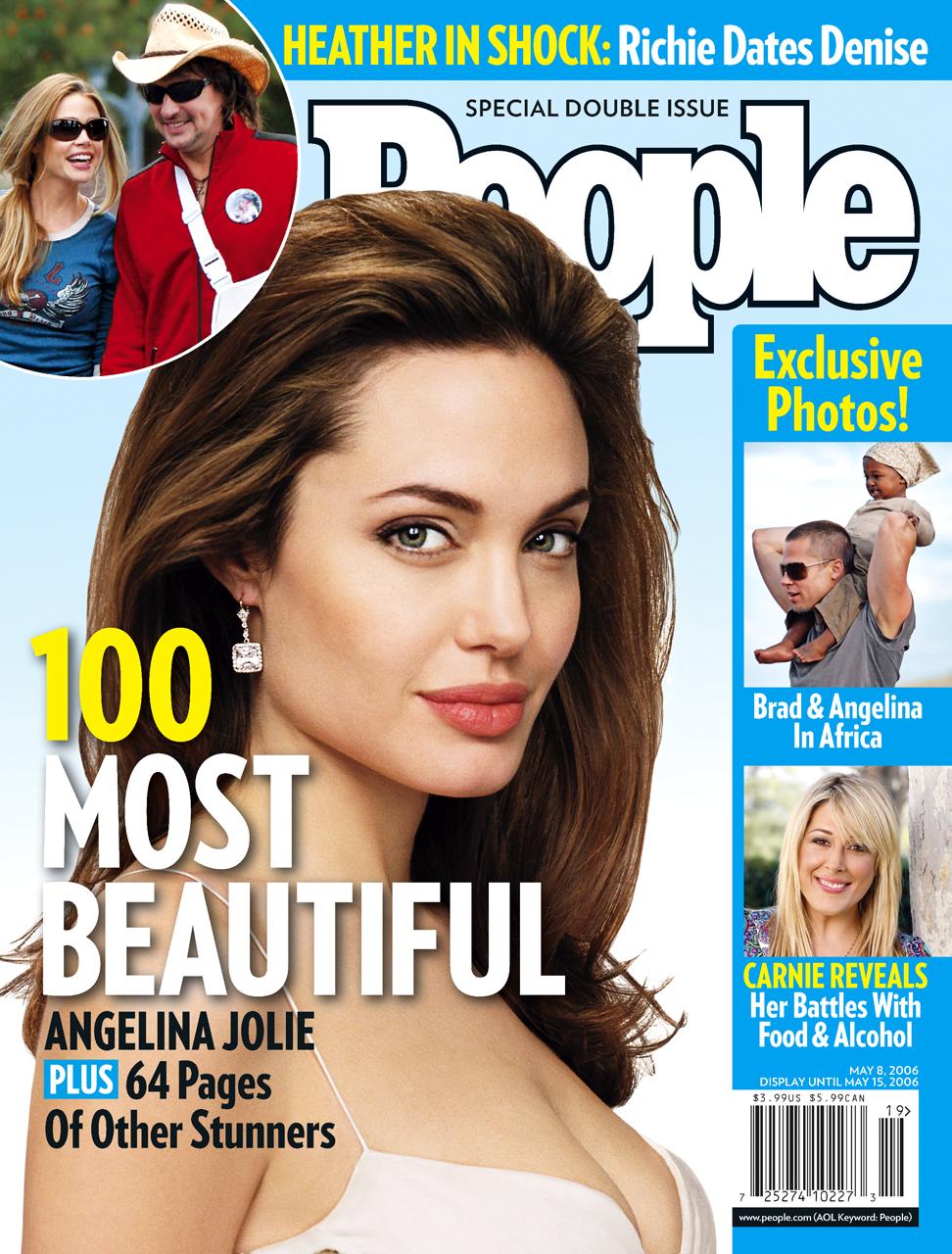 Beautiful Magazine Glamorous With People Magazine Most Beautiful Picture