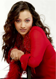 Trisha Hairstyle Picture Gallery - Indian Celebrity Hairstyle Ideas