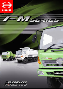 Hino Ranger FM Series