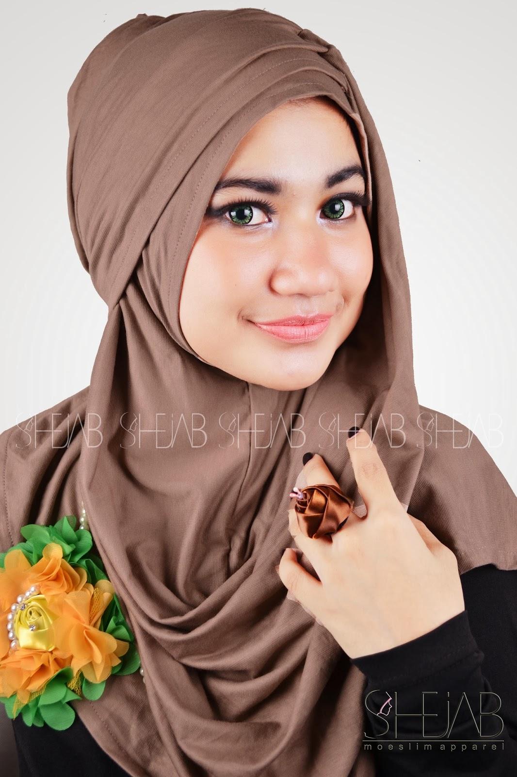 Toko Jilbab Busana Muslim Online Maret 2014