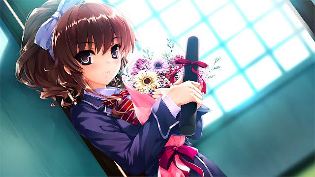 Imagenes de flores de anime - Imagui