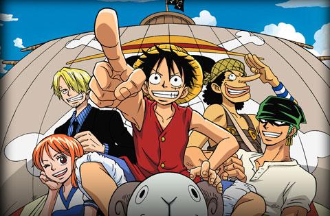 One Piece – Đảo Hải Tặc