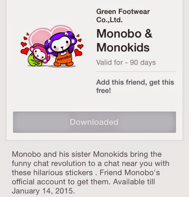 Monobo and monokids
