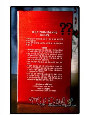 Original Pure Vitamin C20 Serum