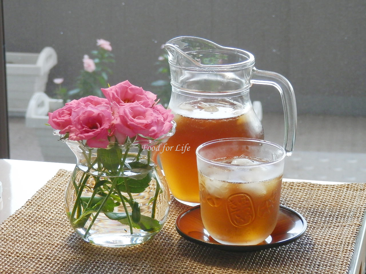 Homemade Mugicha (Japanese Roasted Barley Tea) Recipe ...