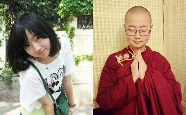 Gadis 24 tahun Meninggalkan Hidup Mewah, Milih Jadi Biarawati