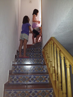 niños, vaccaciones, verano, hijos, visitas